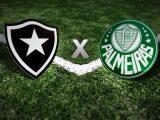 Credenciados – Botafogo x Palmeiras