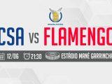 Credenciamento – CSA x Flamengo – Brasileirão 2019