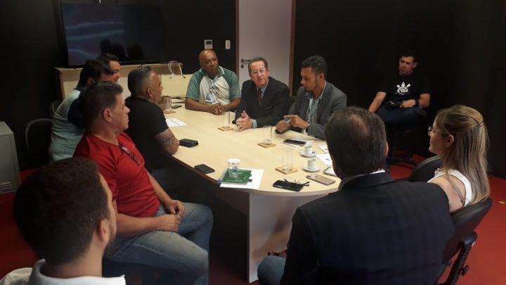 Arena BSB e órgãos do GDF se reúnem com a ABCD no Mané Garrincha
